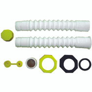 Combined Manufacturing 40051 EZ Pour Hi-Flo Kit For Plastic Jugs