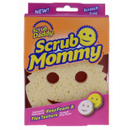 Scrub Daddy SM2016I Sponge Scrub Mommy 1 Count