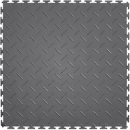 It Tile ITDP450DG45 Tile Floor Dia Grey 20.5X20.6
