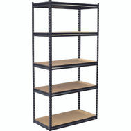 Storage Concepts SCB1505W Shelving Boltless 36Wx18dx72h