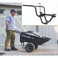 Oxcart Products GTM0202 Wheelbarrow Conversion Kit