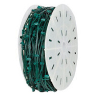 Holiday Bright Lights C71000GC-12 Wire Spool C7 Green 1000ft