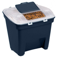 Bergan Llc 11718 Pet Food Storage System, 50 Pound