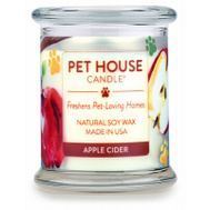 American Distribution 67320 8.5 Ounce Apple Cider Candle