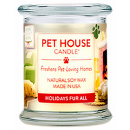 American Distribution 67322 8.5 Ounce Holiday Candle
