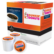Keurig 120969 16 Count Dunkin Donuts French Vanilla K-Cups