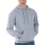 Gildan Branded Apparel Srl 282986 XXL GRY Pull Over Hoody