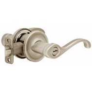 Kwikset 740CHL LH 15 RCS K3 Commonwealth Keyed Entry Leverset Satin Nickel