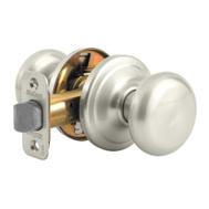 Kwikset 720J 26D CP 6AL Juno Hall And Closet Passage Lockset Satin Chrome