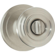 Kwikset 730CN 15 CP Cameron Bed And Bath Privacy Lockset Satin Nickel
