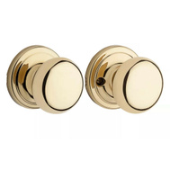 Kwikset 720H 3 RCAL RCS Hancock Hall And Closet Passage Lockset Polished Brass