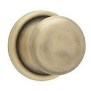 Kwikset 788H 5 BX Hancock Half Dummy Knob Pull Antique Brass