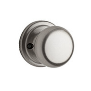 Kwikset 788H 15 BX Hancock Half Dummy Knob Pull Satin Nickel