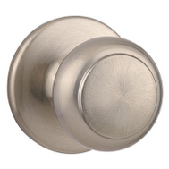 Kwikset 200CV 15 CP Cove Hall And Closet Passage Lockset Satin Nickel