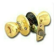 Kwikset 400T 3 6AL RCS K3 Tylo Keyed Entry Lockset Polished Brass