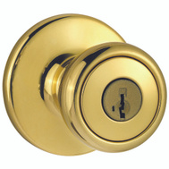 Kwikset 400T 3 RCAL RCS SMT Tylo Keyed Entry Lockset Smartkey Polished Brass