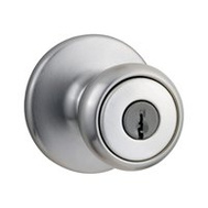 Kwikset 400T 26D RCL RCS K3 BX Tylo Keyed Entry Lockset Satin Chrome