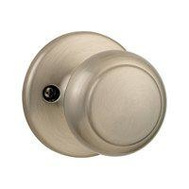 Kwikset 488CV 15 Cove Half Dummy Knob Pull Satin Nickel