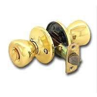 Kwikset 400T 3 6AL RCS BP Tylo Keyed Entry Lockset Polished Brass