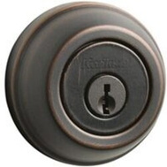 Kwikset 780 11P RCL RCS K3 BX Signature Series Single Cylinder Deadbolt Venetian Bronze