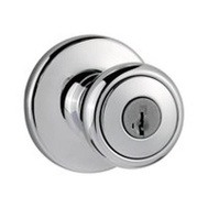 Kwikset 400T 26D RCAL RCS SMT Tylo Keyed Entry Lockset Smartkey Satin Chrome