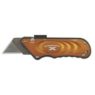 Olympia Tools 33-133 Turbo Knife Retractable Utility Knife Gold
