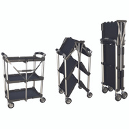 Olympia Tools 85-188 Service Cart Collapsible To 8 Inches