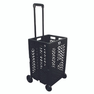 Olympia Tools 85-404 Pack-N-Roll Cart Mesh Wheeled Pack-N-Roll