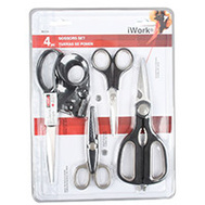 Olympia Tools 88-234 Scissors Set 4 Piece