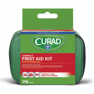 Medline CURFAK200RB Curad First Aid Kit Compact 75Pc