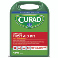 Medline CURFAK300RB Curad First Aid Kit Complete 175Pc