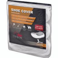 Medline VEN28100 Venom Shoe Covers 3 Pair Pack