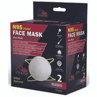 Medline VENN95 Venom Face Mask Respirator Surg N95