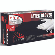 Medline VEN4125 Venom Latex Gloves 100Ct (Box Of 100)
