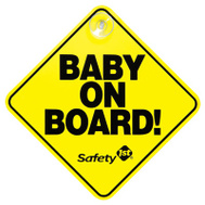 Safety 1st Dorel 48918 Sign Baby On Board