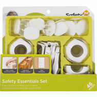 Safety 1st Dorel HS267 Essential Child Proofing Safety Kit 46 Piece