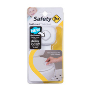Safety 1st Dorel HS288 Swing Shut Toilet Lock