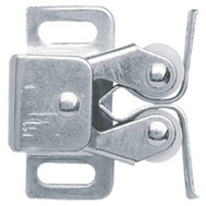 Brainerd C08820L-UC-U 2 Pack Zinc Double Roller Catch
