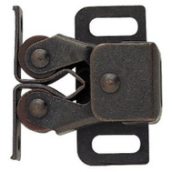 Brainerd C08820L-STB-U 2 Pack Bronze Double Roller Catch