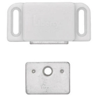 Brainerd C080X0L-W-U 2 Pack White Heavy Duty Magnetic Catch