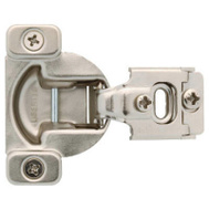 Brainerd H70223L-NP-U 2 Pack 1/2 Inch Nickel Part Hinge