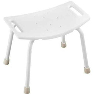 Liberty Hardware DF595 11 By 19 White Tub And Shower Seat