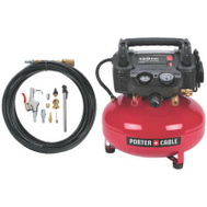 Porter Cable C2002-WK 6 Gallon Pancake Compressor