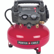 Porter Cable C2002 6 Gallon Pancake Compressor