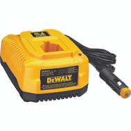DeWalt DC9319 Heavy-Duty 7.2-To-18 Volt 1 Hour Vehicle Charger