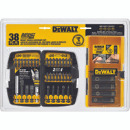 DeWalt DW2169 38 Piece Impact Driver Accessories Kit