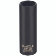 DeWalt DW2286 Socket Deep Impact 3/8Dr 1/2In