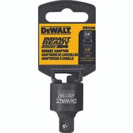 DeWalt DW2299 Impact Drive Adaptor Reducer 1/2 Inch Square Anvil To 3/8 Inch Square Anvil