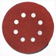 Porter Cable 735801805 5 Inch 8 Hole Hook And Loop Aluminum Oxide Sanding Discs 180 Grit Fine 5 Pack
