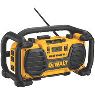 DeWalt DC012 Heavy Duty Worksite Charger And Radio